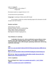 LED 211 (Collaborative Learning Project Doc)