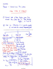 Class 24 Notes problems and solutions
