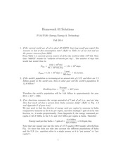 HW01 solutions