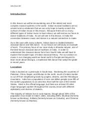 India Music and Dance- Music 009 Notes.docx