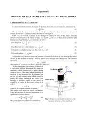 3_Moment of inertia of rigid bodies