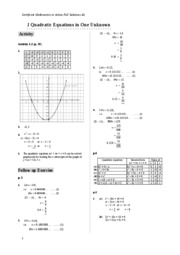 6709713-Chapter-01-Quadratic-Equations-in-One-Unknown