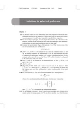 auletta - quantum mechanics- solution manual
