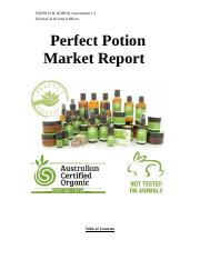 Perfect Potion Market Report