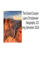 The Grand Canyon powerpoint.pptx