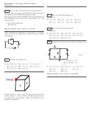phys 202 final exam pdf - Kayla Duerr 2018 Spring PHYS 202