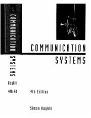 Communication-Systems-4Th-Edition-Simon-Haykin-With-Solutions-Manual