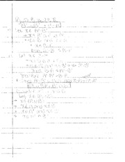 Math Logic homework solutions