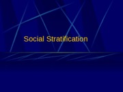 Stratification-1