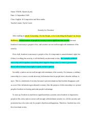 Writing Diagnostic - Analytical Paragraph (rewrite).rtf