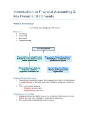 (week 1) Introduction to Financial Accounting.docx