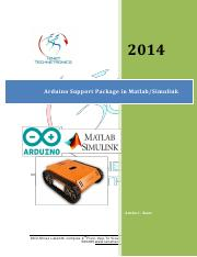 Arduino Support Package in Matlab.pdf