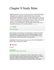ch 9 study mate and assessment.docx
