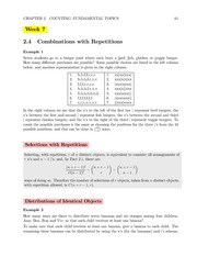 MATH 222 Week 7 Lecture Notes