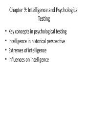 Chapter+9+Intelligence+and+Psychological+Testing.pptx