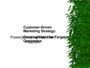 07-Customer-driven-Marketing-strategy