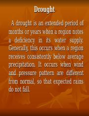 Lecture 17 Drought.ppt