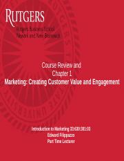 Ch 1 - Marketing - Creating Customer Value(5).potx