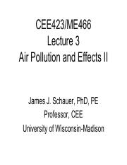 CEE423-ME466+Lecture+3+-+Air+pollutants+II+-+One+Slide+per+Page