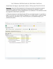 2A Sales Order to Cash Submission Template(2) (1).docx