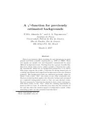 A χ2-function for previously estimated backgrounds.pdf