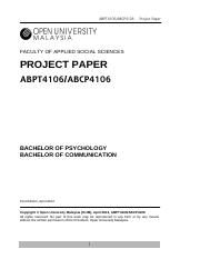 ABPT4106_ABCP4106_PROJECT_PAPER_GUIDELINE