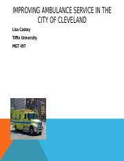 11-23-15Improving Ambulance Service in the City of Cleveland.pptx