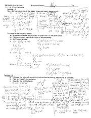 continuity functions and solutions