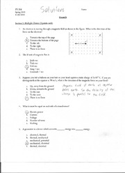 PS304_Exam2 Solutions