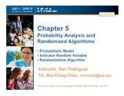 Chapter+5+-+Probability+Analysis+and+Randomized+Algorithms