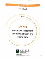 Personal assessment, tax administration and stamp duty.pdf