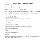 Test 1 practice problems-solutions