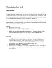 Essay Topics Politics 3