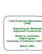 3-04 total productive manufacturing