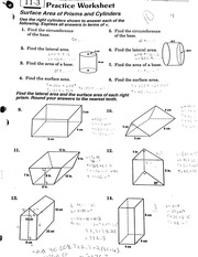 Printables High School Geometry Worksheets With Answers math honors geo geometry jesuit high school portland 12 pages chapter 11 worksheets geometry