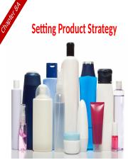 Chapter 8A (Setting Product Strategy).pptx