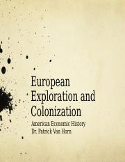 04 European Exploration and Colonization.ppt