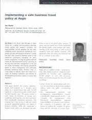 Implementing a safe business travel policy at Aegis.pdf