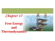 Chapter 17 - Thermodynamics