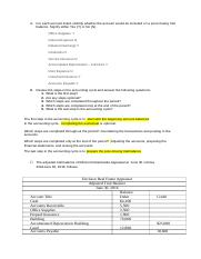 BMS 201_Assignment docx - Kambo company pays employee