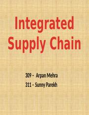 29423764-Integrated-Supply-Chain