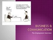 2011Business & Communication