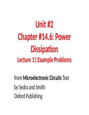 Unit 2 Examples for Lecture 11.ppt