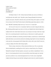 Critical Review on Marshall.pdf