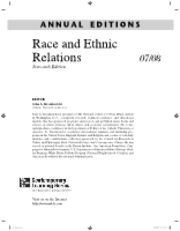 race and ethnicity 22 essay This short essay provides a conceptual framework for articulating and mapping   it briefly reviews a variety of theories of change for resolving ethnic conflict in light  of  [22] - motivation: many practitioners discuss the importance of fostering.