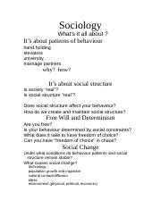 Sociology- what is it all about.docx