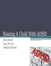 Raising A Child With ADD