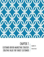 7 Customer driven marketing strategy, creating value for target customers.pdf