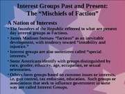 Interest Groups-1