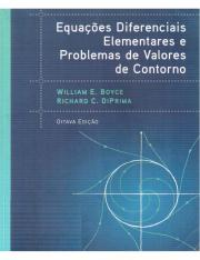 Livro de calculo - William Boyce